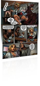 Marvel Comics: Age of Conan: Valeria - Issue # 3 Page 3
