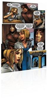 Marvel Comics: Age of Conan: Valeria - Issue # 3 Page 4