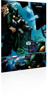 Marvel Comics: Doctor Doom - Issue # 1 Page 3