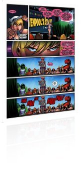 Marvel Comics: Gwenpool Strikes Back - Issue # 3 Page 5