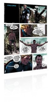 Marvel Comics: Invaders - Issue # 10 Page 2