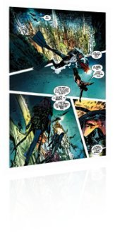 Marvel Comics: Invaders - Issue # 10 Page 3
