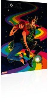 Marvel Comics: Loki - Issue # 4 Page 1