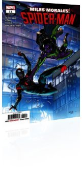 Marvel Comics: Miles Morales: Spider-Man - Issue # 11 Cover