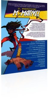 Marvel Comics: Magnificent Ms. Marvel - Issue # 8 Page 1