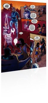 Marvel Comics: Magnificent Ms. Marvel - Issue # 8 Page 2