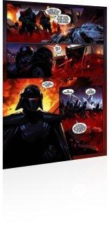 Marvel Comics: Star Wars: Jedi - Fallen Order Dark Temple - Issue # 3 Page 3