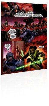 Marvel Comics: Star Wars: Jedi - Fallen Order Dark Temple - Issue # 3 Page 6