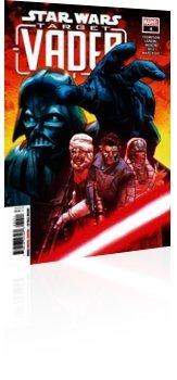 Marvel Comics: Star Wars: Target - Vader - Issue # 4 Cover