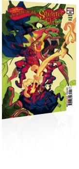 Marvel Comics: Unbeatable Squirrel Girl - Issue # 49 Cover