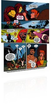 Marvel Comics: The Unbeatable Squirrel Girl - Issue # 49 Page 2