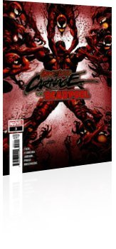 Marvel Comics: Absolute Carnage vs Deadpool - Issue # 3 Cover