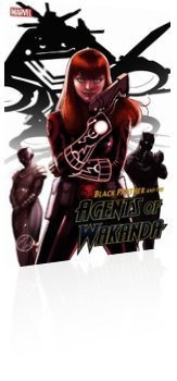 Marvel Comics: Black Panther and the Agents of Wakanda - Issue # 2 Page 1