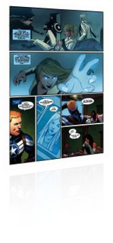 Marvel Comics: Captain America - Issue # 15 Page 4