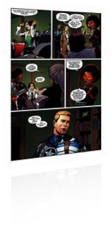 Marvel Comics: Captain America - Issue # 15 Page 5