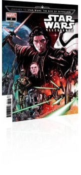 Marvel Comics: Journey to Star Wars: The Rise of Skywalker - Allegiance - Issue # 2 Cover