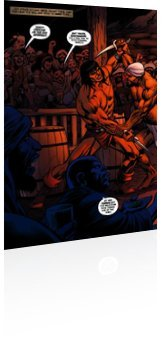 Marvel Comics: Savage Sword Of Conan - Issue # 10 Page 3