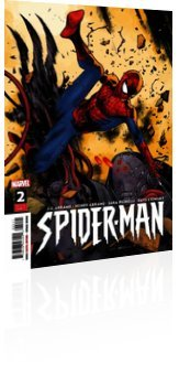 Marvel Comics: Spider-Man - Issue # 2 Cover