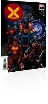 Marvel Comics: X-Men - Issue # 1 Cover