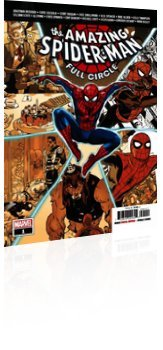 Marvel Comics: The Amazing Spider-Man: Full Circle - Issue # 1 Cover