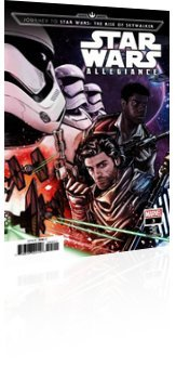 Marvel Comics: Journey to Star Wars: Rise of Skywalker - Allegiance - Issue # 3 Cover