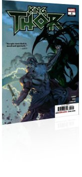 Marvel Comics: King Thor - Issue # 2 Cover