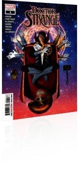 Marvel Comics: Doctor Strange - Annual # 1 Cover