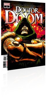 Marvel Comics: Doctor Doom - Issue # 2 Cover
