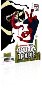 Marvel Comics: Spider-Man & Venom: Double Trouble - Issue # 1 Cover