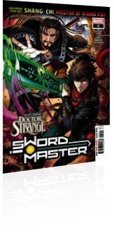 Marvel Comics: Sword Master - Issue # 5 Cover