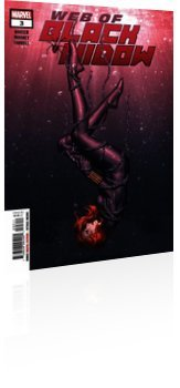Marvel Comics: Web of Black Widow - Issue # 3 Cover