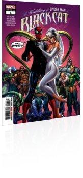 Marvel Comics: Black Cat - Annual # 1 Cover