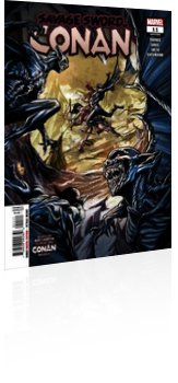 Marvel Comics: Savage Sword Of Conan - Issue # 11 Cover