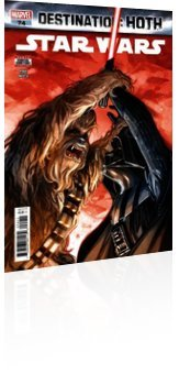 Marvel Comics: Star Wars - Issue # 74 Cover