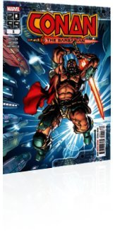 Marvel Comics: Conan 2099 - Issue # 1 Cover