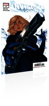 Marvel Comics: Invisible Woman - Issue # 5 Cover