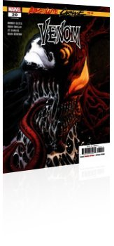 Marvel Comics: Venom - Issue # 20 Cover