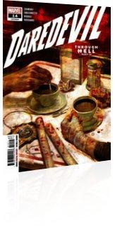 Marvel Comics: Daredevil - Issue # 14 Cover