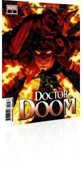 Marvel Comics: Doctor Doom - Issue # 3 Cover