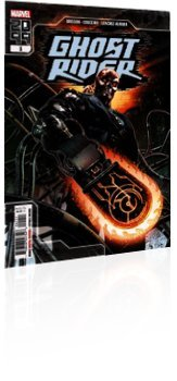 Marvel Comics: Ghost Rider 2099 - Issue # 1 Cover