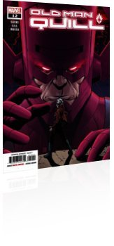 Marvel Comics: Old Man Quill - Issue # 12 Cover