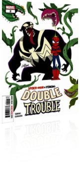 Marvel Comics: Spider-Man & Venom: Double Trouble - Issue # 2 Cover