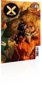 Marvel Comics: X-Men - Issue # 3 Cover
