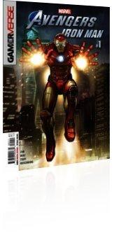 Marvel Comics: Marvels Avengers Iron Man - Issue # 1 Cover