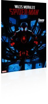 Marvel Comics: Miles Morales: Spider-Man - Issue # 13 Cover