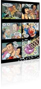 DC Comics: Gotham City Sirens - Issue # 4 Page 1