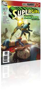 DC Comics: Supergirl - Issue # 46 Cover