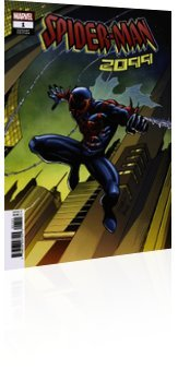 Marvel Comics: Spider-Man 2099 - Issue # 1 Cover