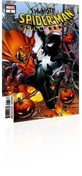 Marvel Comics: Symbiote Spider-Man: Alien Reality - Issue # 1 Cover