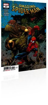 Marvel Comics: Amazing Spider-Man - Issue # 37 Cover